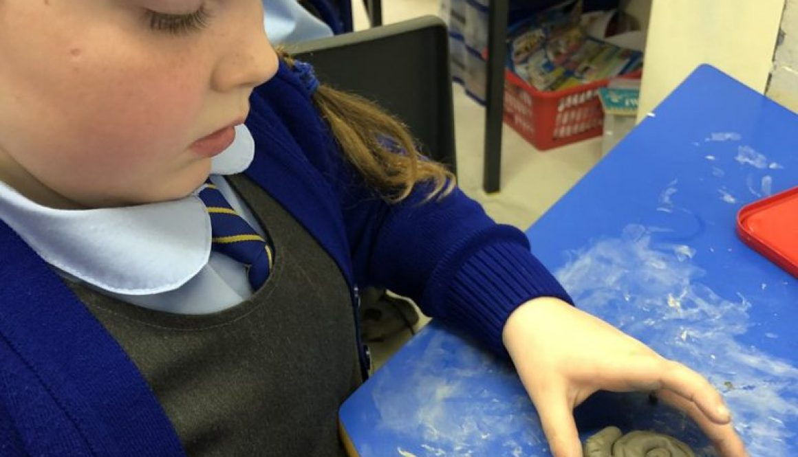 creating fossils