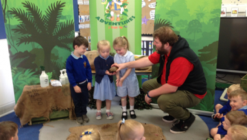 Nursery creepy crawlies 4